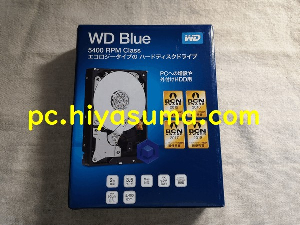 HDD 4TB WD40EZRZ-RT2