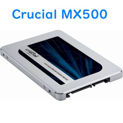 Crucial MX500シリーズ