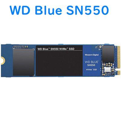 WD Blue SN550シリーズ NVMe SSD