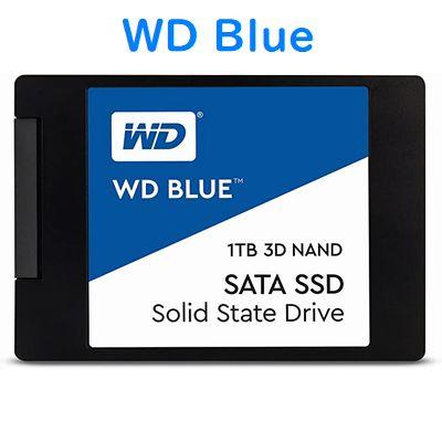 WD Blueシリーズ 2.5インチSSD